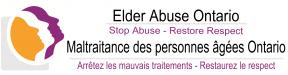 Elder Abuse Ontario EN-FR Logo